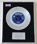 LORD ROCKINGHAM'S XI - Hoots Mon PLATINUM Single Presentation Disc